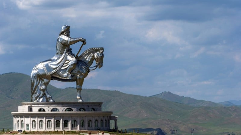 Genghis Khan of Mongolia