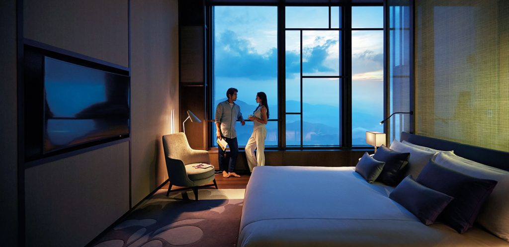 Genting Resort Room