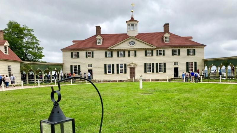 George Washington's Original Mansion