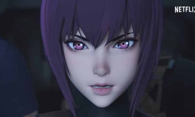 Ghost in the Shell SAC 2045 Trailer Released