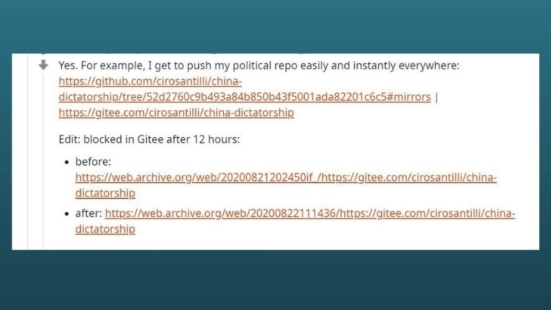 Github - User Demonstrate