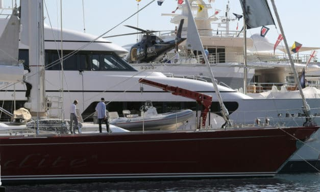 Yachts, Fine Wine and Private Jets: Isolating with the Super-Rich