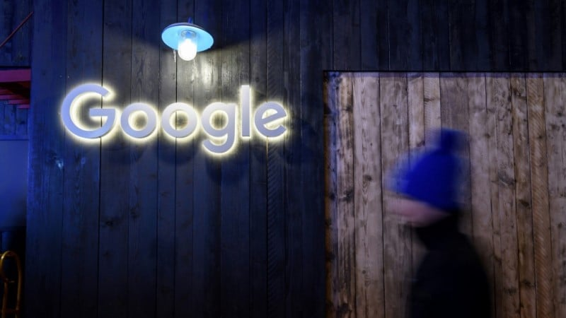 Google's Initiative to Help the Struggling Sector.afp