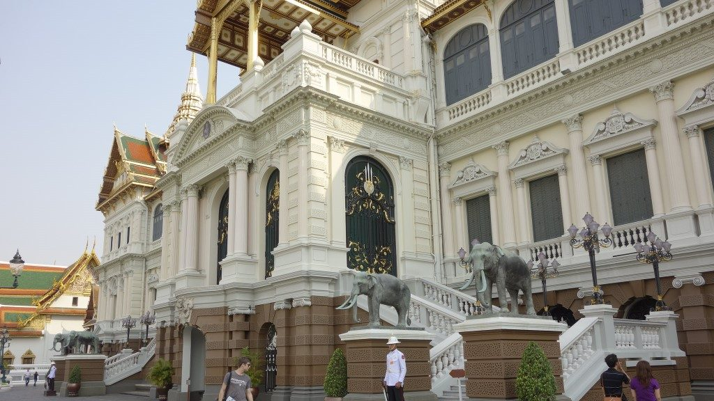 Grand Palace - Residence of the Kings of Siam - Bangkok |