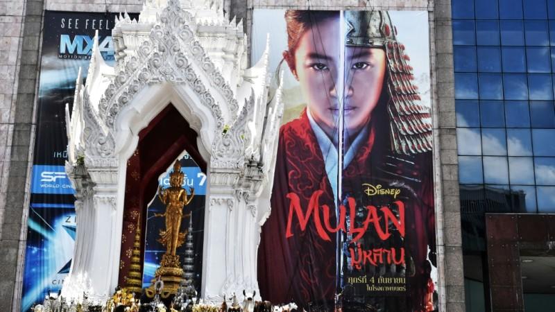 Growing Calls to Boycott Mulan