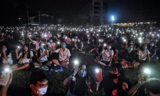 Locked Up, Back Up: The Thai Dissidents Who Refuse to Give In