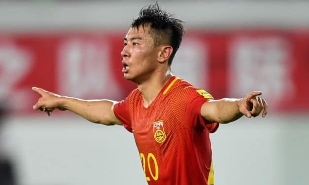 Chinese Soccer Player Apologizes for Altering License Plate