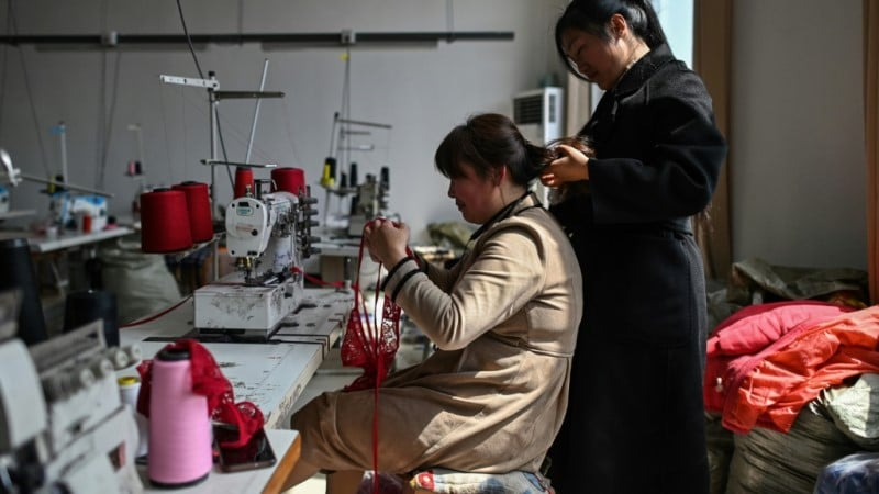 Guanyun Lingerie Factory