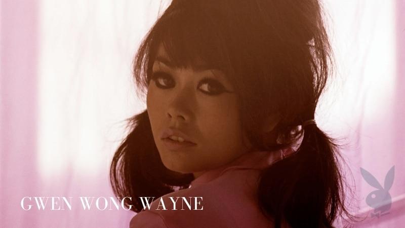 Gwen Wong Wayne ©Playboy