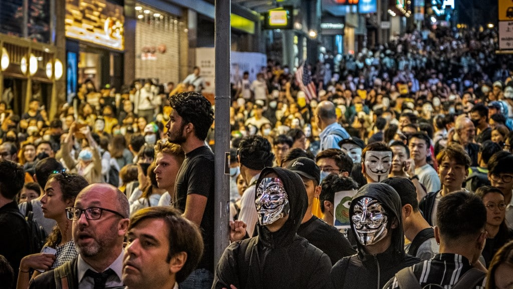 HK Halloween ©Studio Incendo