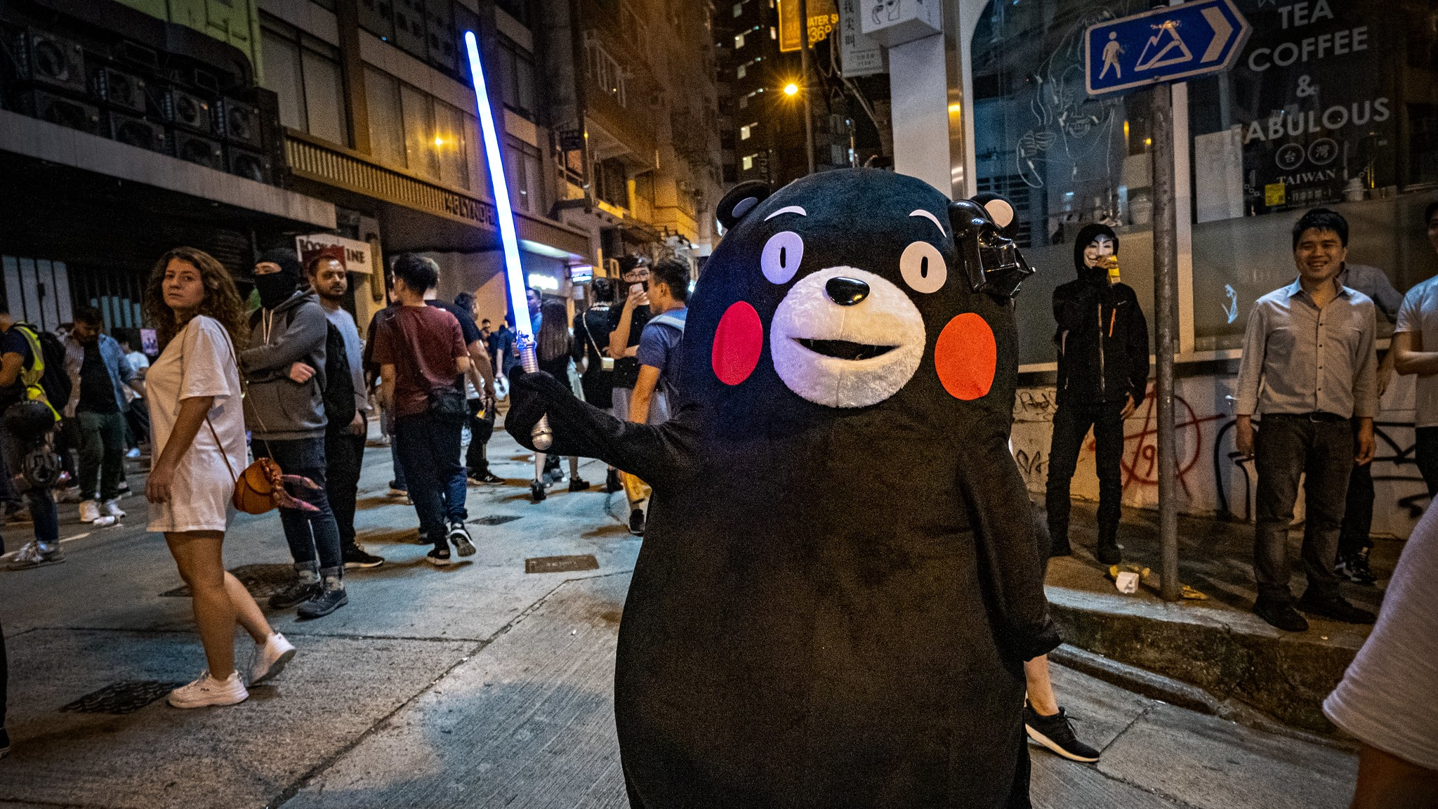 HK Halloween LKF ©Studio Incendo