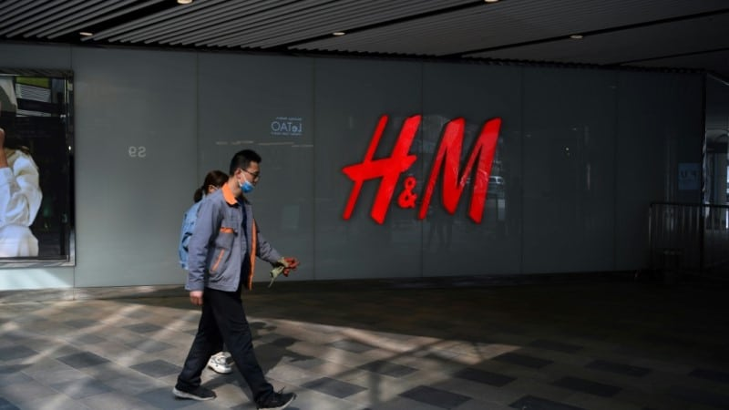 H&M in China