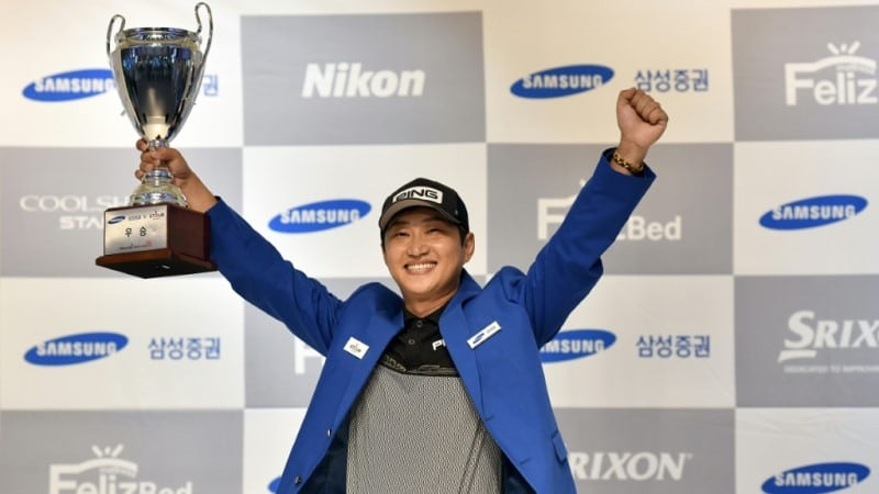 Ha Ki-won the Winner