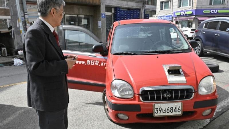 Han Min-hong Automated Car