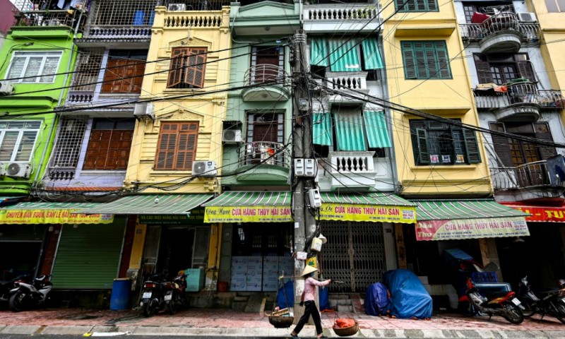 Hanoi Street's