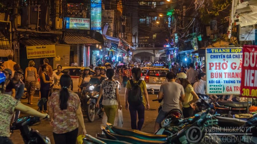 Hanoi Vietnam | Robin Hickmott