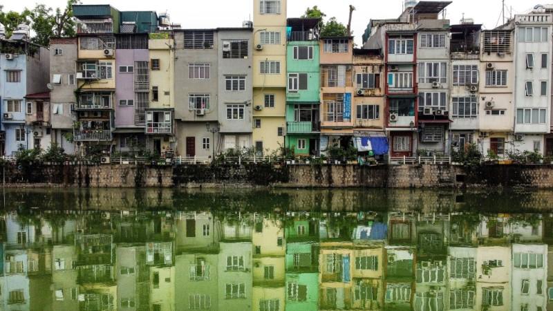 Hanoi's Tube Houses