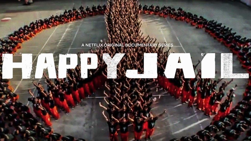 Happy Jail Netflix Poster