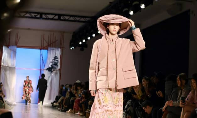 Somber Start to NY Fashion Week for Chinese Labels