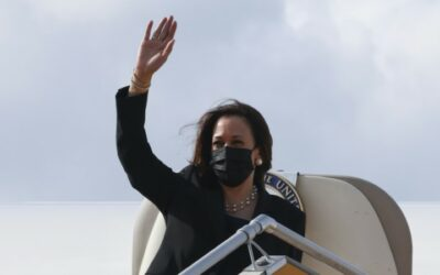 Harris Ends Asia Tour with Fresh Jab at China