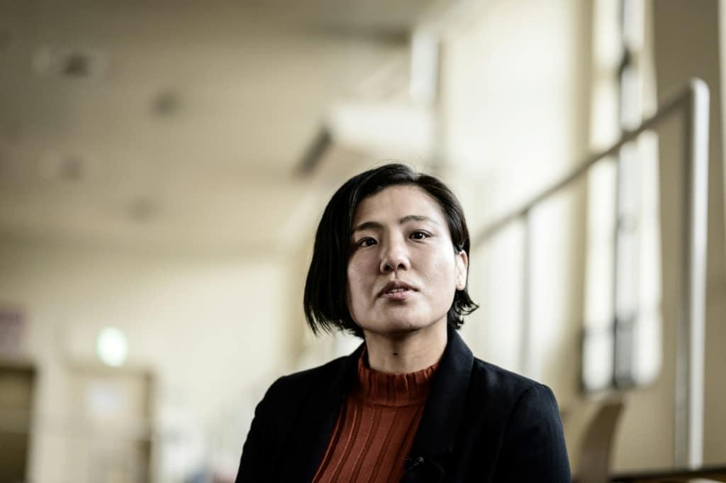 Haruka Tachimoto Gold Medalist
