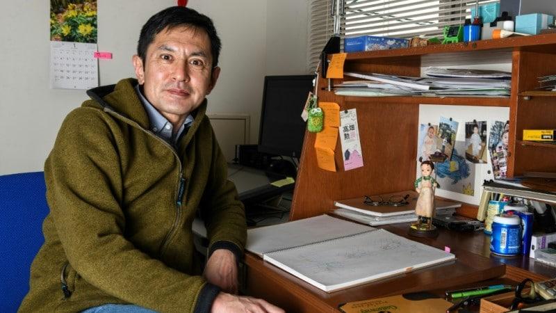 Hayao Miyazaki's Son Goro