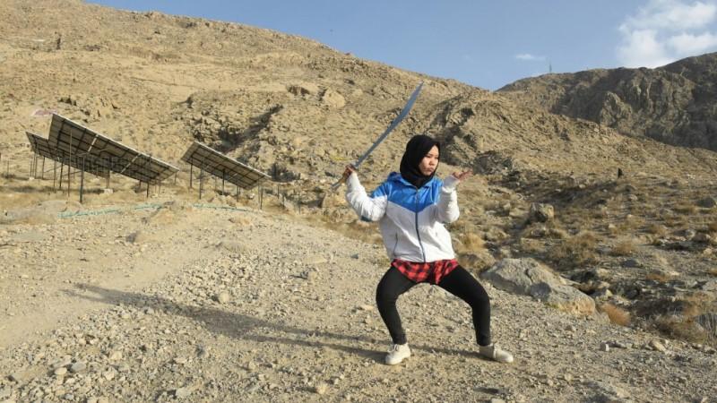 Hazara Student Martial Arts Training