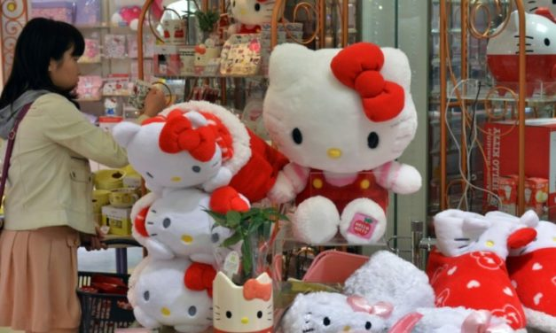 Hello Kitty Gets New Boss After 60 Years