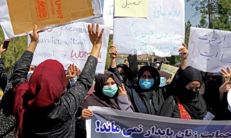 Herat Demonstrators