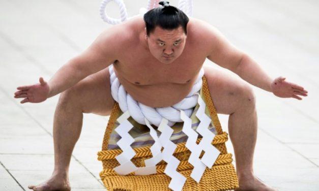 Japan Sumo Champion Hakuho Tests Positive for Coronavirus