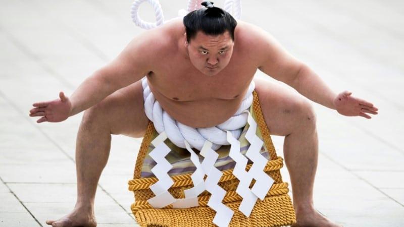 Highest-Ranking Sumo Wrestler