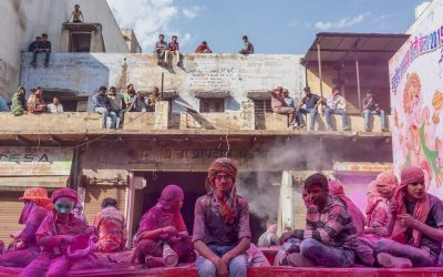 Holi: The Most Colorful Festival of All Festivals