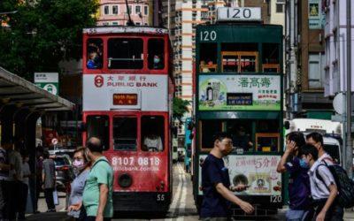 US Business Group Warns 42 Percent of Members Plan Hong Kong Exit