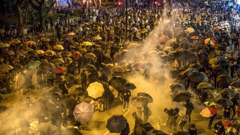 Hong Kong 2019 Pro-democracy Protests