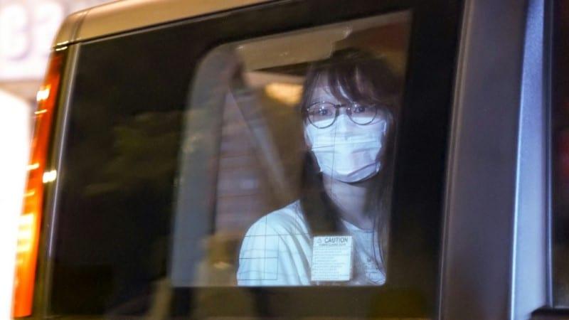 Hong Kong Activist Agnes Chow