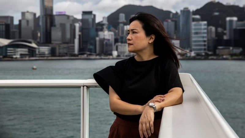 Hong Kong Activist Carol Ng