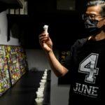 Hong Kongers Get Creative as Authorities Ban Tiananmen Vigil