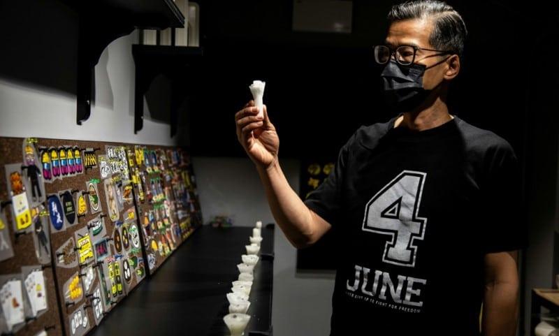 Hong Kong Artist Kacey Wong