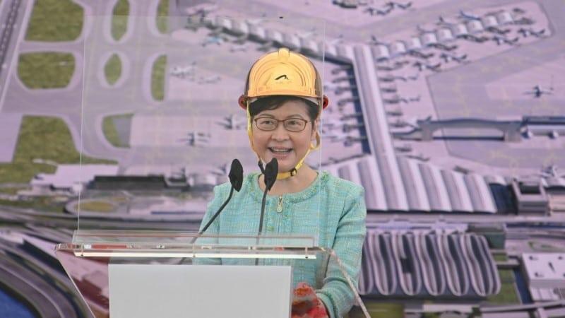 Hong Kong Chief Executive