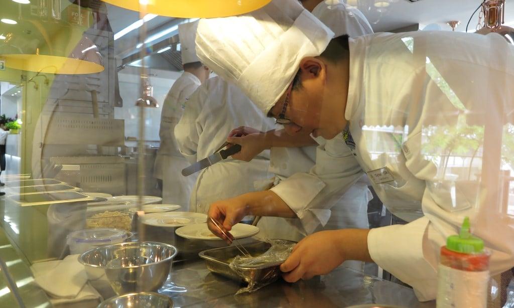 Hong Kong Culinary Academy Chef