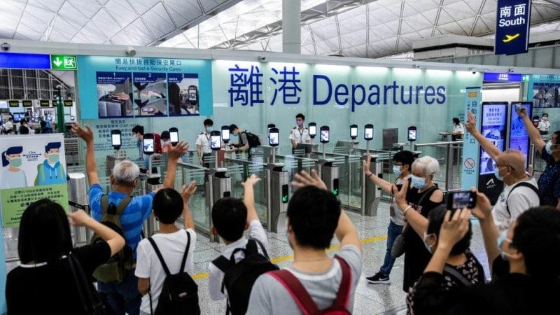 Hong Kong Exit Ban