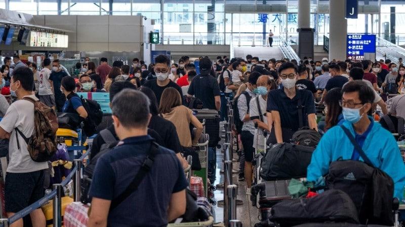 Hong Kong Exodus