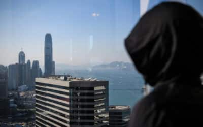 Female Frontline Protesters Challenge Hong Kong Stereotypes