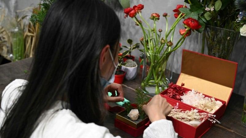 Hong Kong Florist Elise Ip
