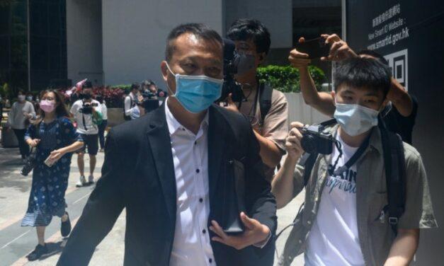 Hong Kong Court Jails Seven over Train Station Mob Attack