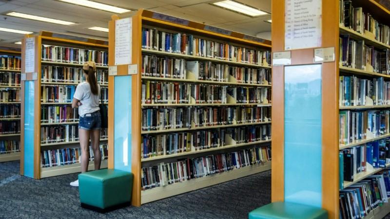 Hong Kong Libraries.afp