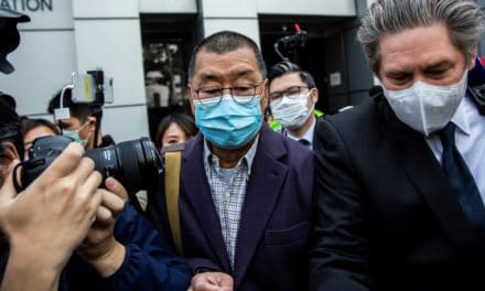 Apple Daily Founder Jimmy Lai Arrested Over Hong Kong Protests
