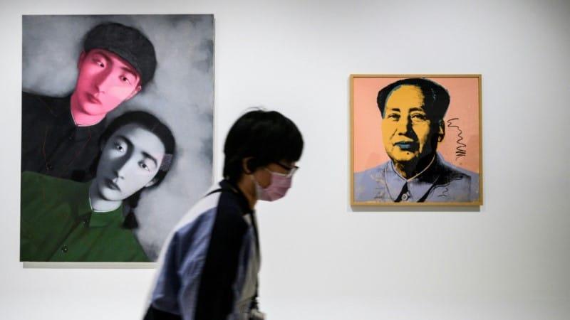 Hong Kong Museum of Art Exhibition