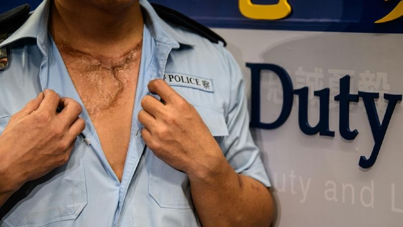 Hong Kong Police 1.afp