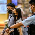 Hong Kong Police Warn Residents against Mourning Man Who Stabbed Officer